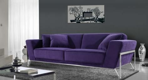 Purple Sofa Set 2699 Includes Sofa Loveseat Chair Want