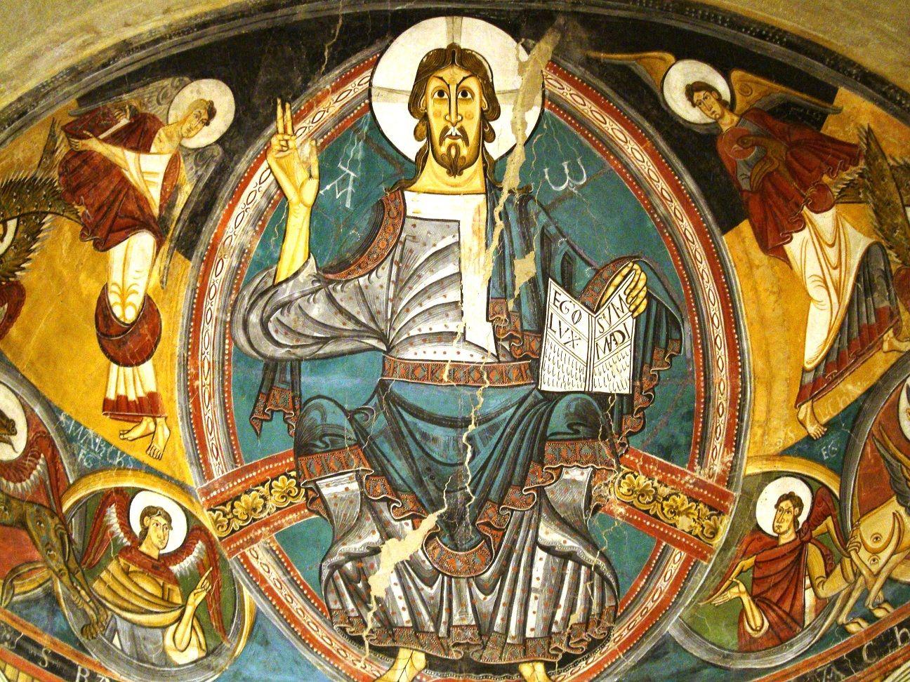 Masterpieces of Romanesque Art St. Clement de Tahüll