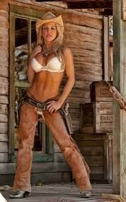 Sexy cowgirls in chaps pics 400