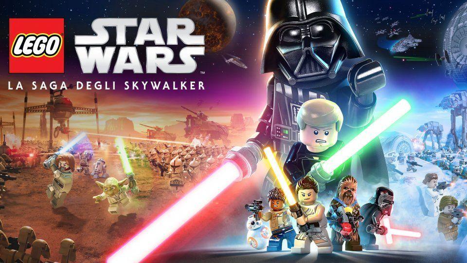 Lego Star Wars Die Skywalker Saga