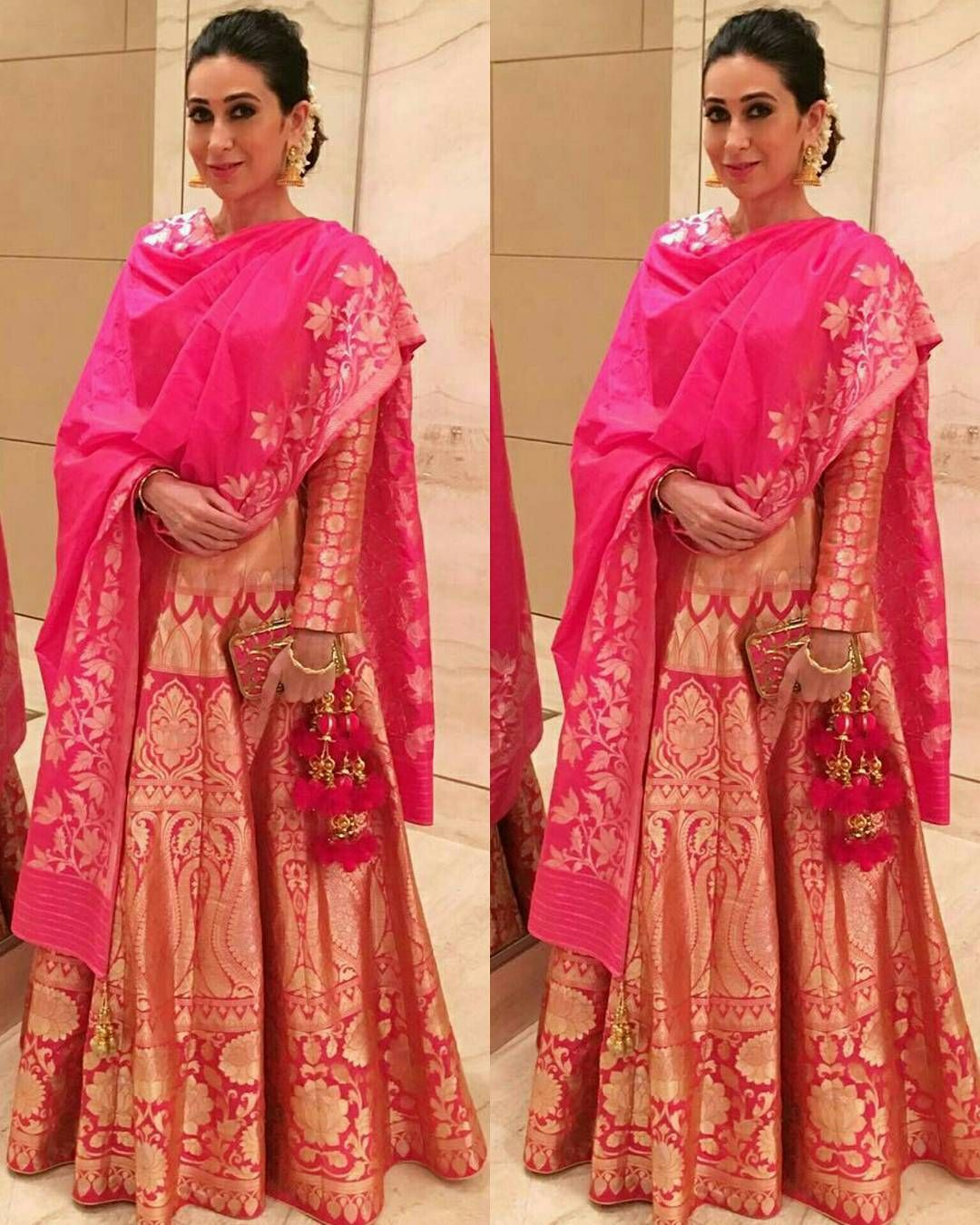Rate her look  1....   Karishma Kapoor in Ethnic wear for an event in Chennai @Bollywood  . . #ethnicwear #indiandesigner #asiandesignerwear #indianfashionblogger #anarkali #anarkalis #punjabisuit #indianculture #asiandesignerwear #indianfashionblogger #kurti #punjabisuit #ethnicwear #salwarkameez #bollywoodstylefile #bollywood #stylefile #india #indian #indianfashion #indianstyle #bollywoodstyle #delhi #karishmakapoor #bridallehenga #kareenakapoorkhan  @BOLLYWOOD  . For more follow…