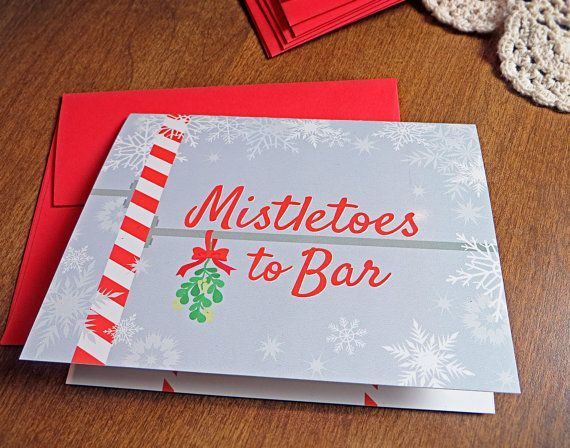 Crossfit inspired 10 pack christmas cards mistletoes to bar crossfit inspired 10 pack christmas cards mistletoes to bar fitness weightlifting holiday greeting card m4hsunfo