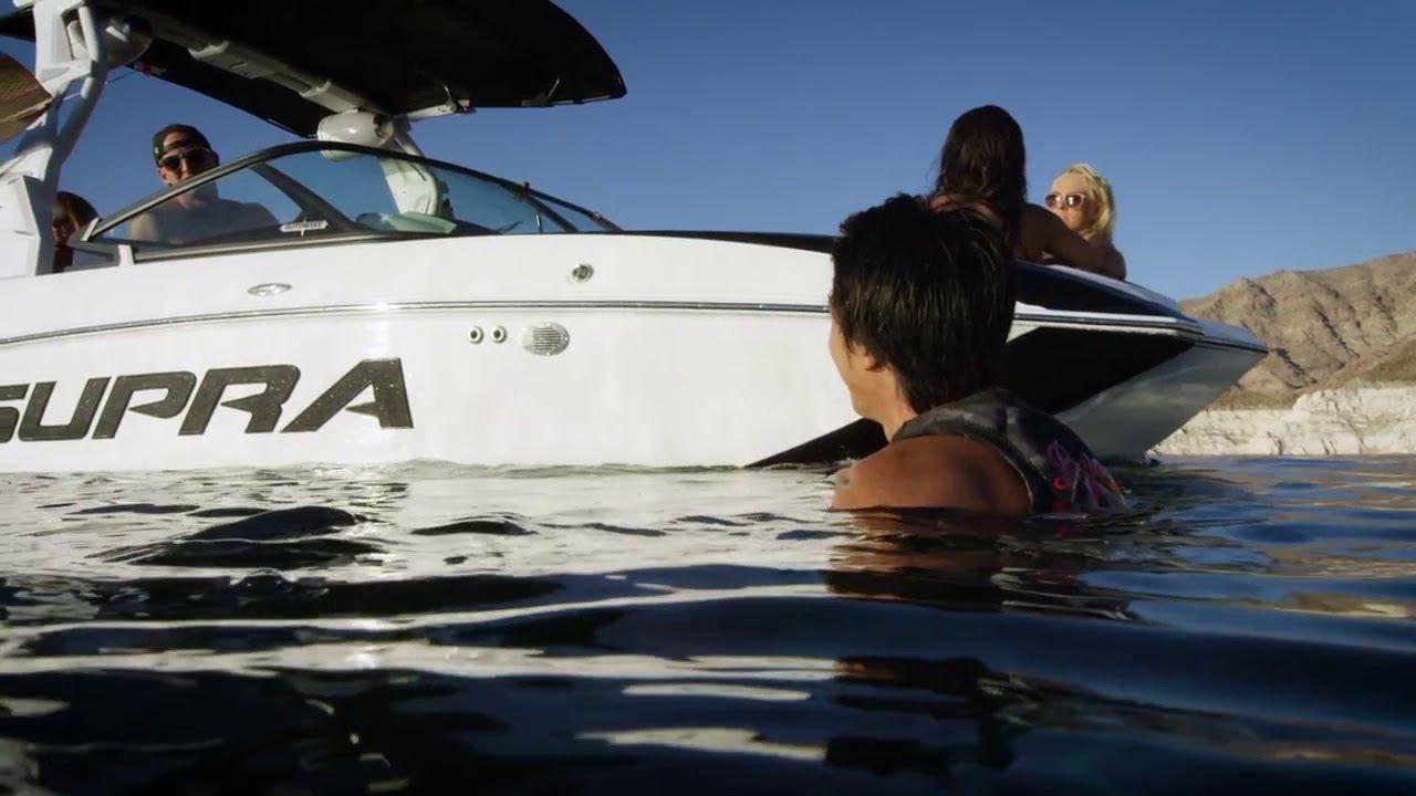 2018 Supra Boats™ Precision Engineering