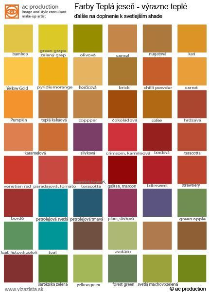 Image Result For Warm Color Palette Fabric