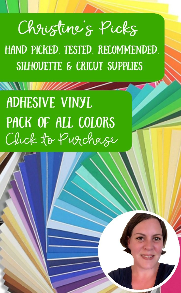 Looking for a good pack of adhesive vinyl (Oracal 631