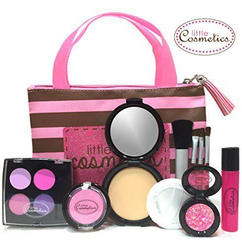 Little Cosmetics Pretend Makeup Essential Set Light Want