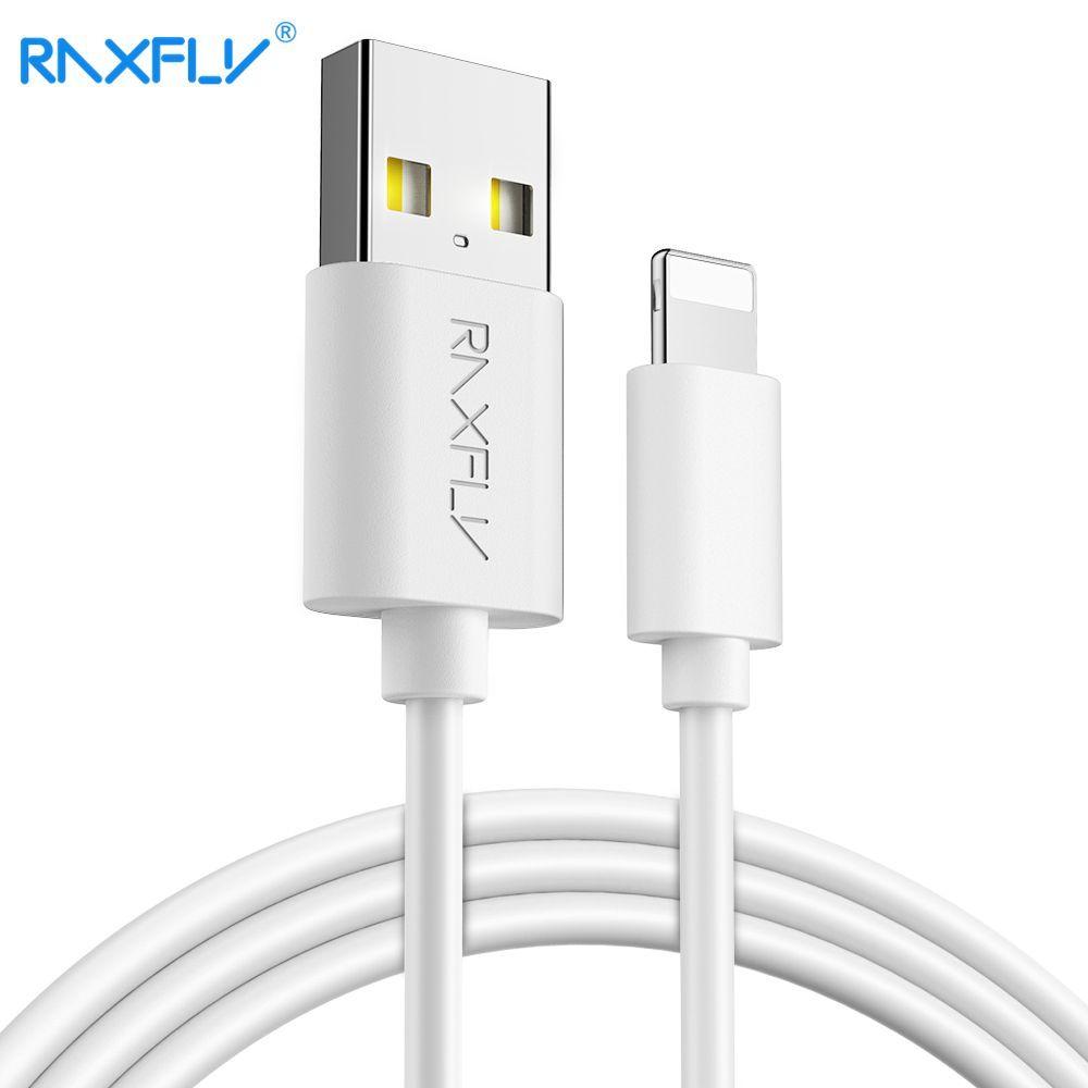 Kaufen RAXFLY Blitz zum usb-kabel Für iPhone x 8 7 6 Plus Schnell ...