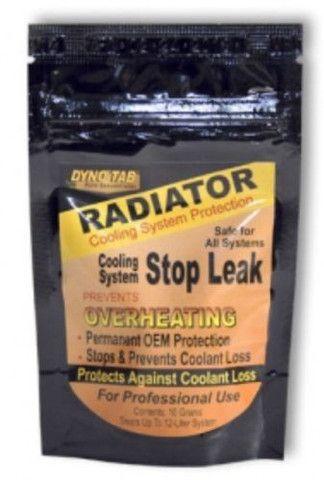 Dyno Tab Radiator Stop Leak Radiator Stop Leak Leaks Radiator