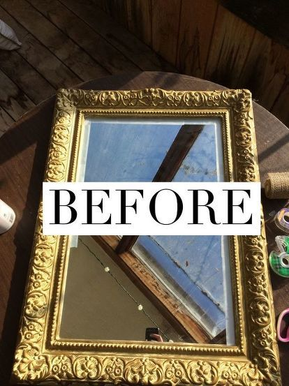 Farmhouse Thrift Store Upcycle
