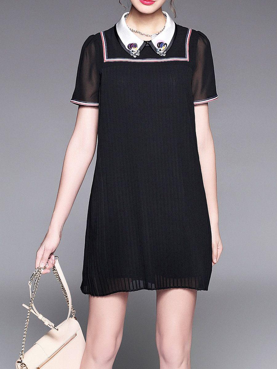Adorewe stylewe mini dressesdesigner aofuli solid glitter