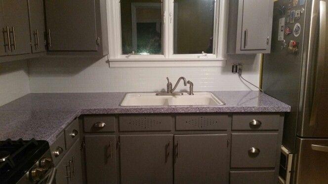 Best Instant Granite Smart Tiles And Rustoleum Cabinet 640 x 480