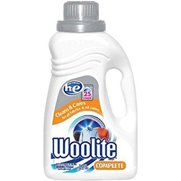 Woolite Complete High Efficiency Fabric Care Detergent 25 Loads