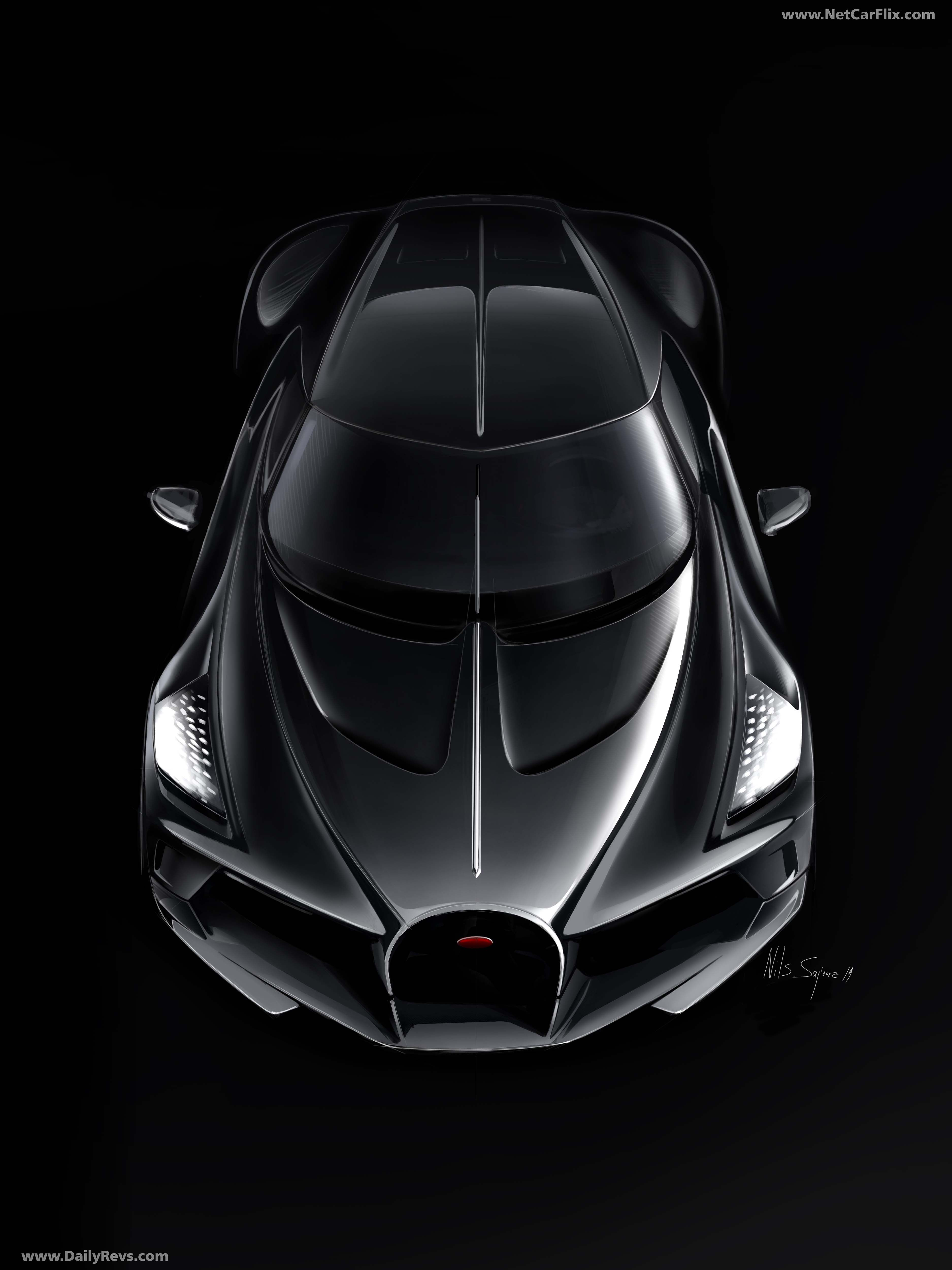 2019 Bugatti La Voiture Noire – HD Pictures, Videos, Specs & Information – Daily…