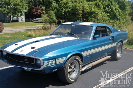 1969 Shelby Mustang Gt500 Rare Finds With Images Shelby