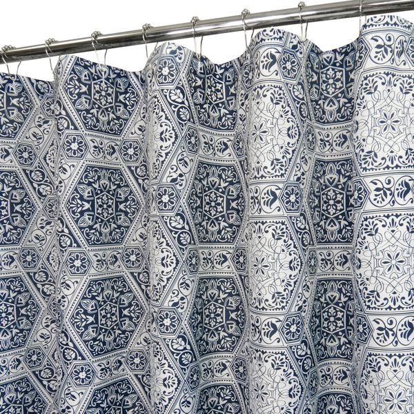 Park B Smith Tuscany Tiles Watershed Shower Curtain