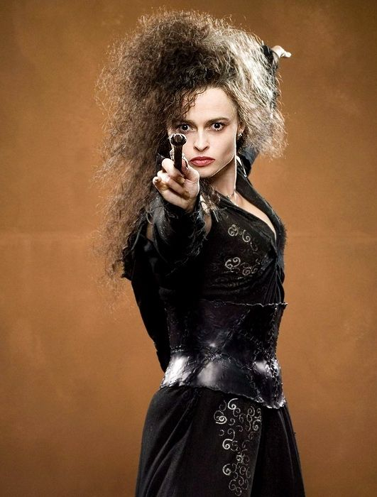 bellatrix- if josh would just go as he who must not be ...