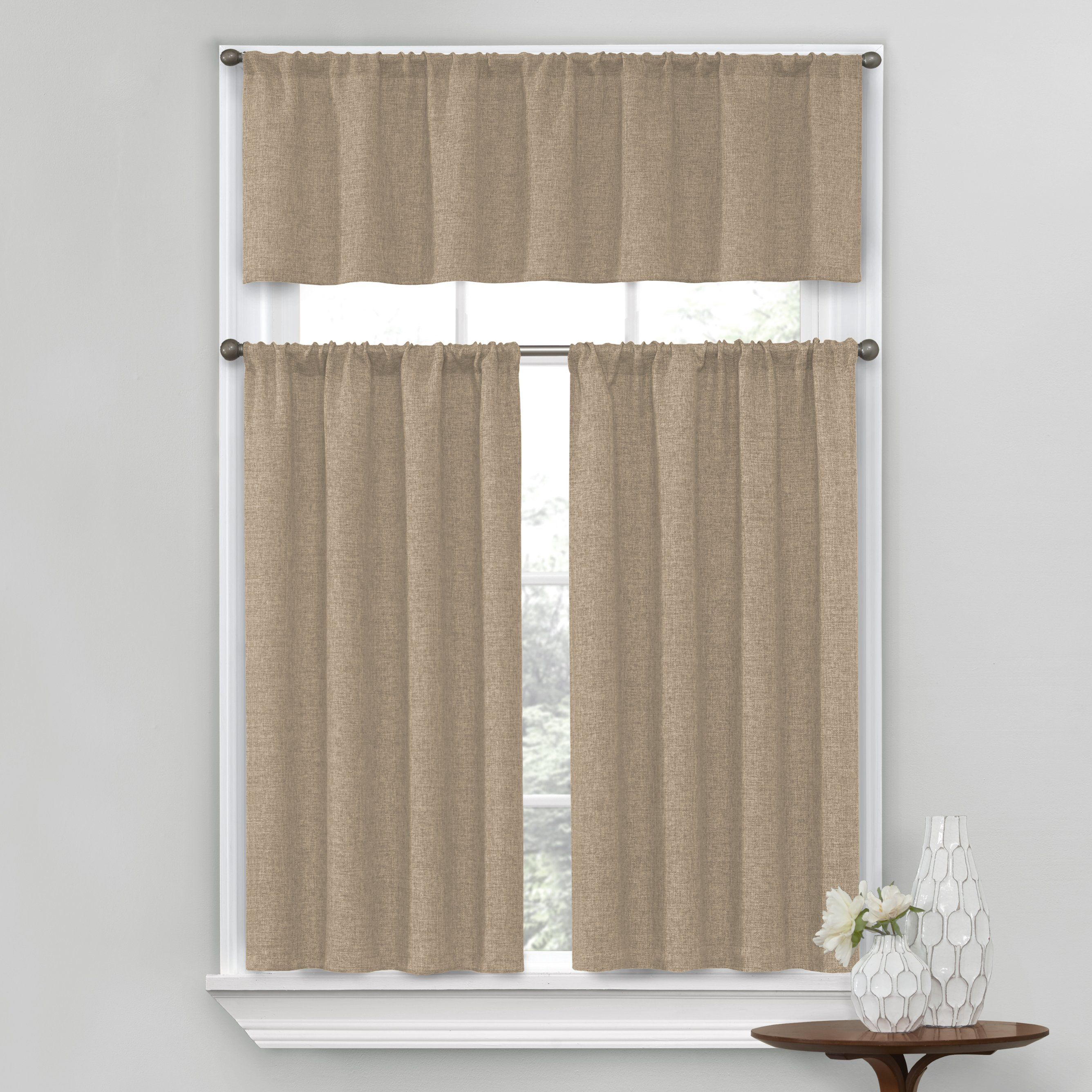 c0d312e98b1a3878d325d279b5fe4c70 - Better Homes And Gardens Cafe Kitchen Curtain Set