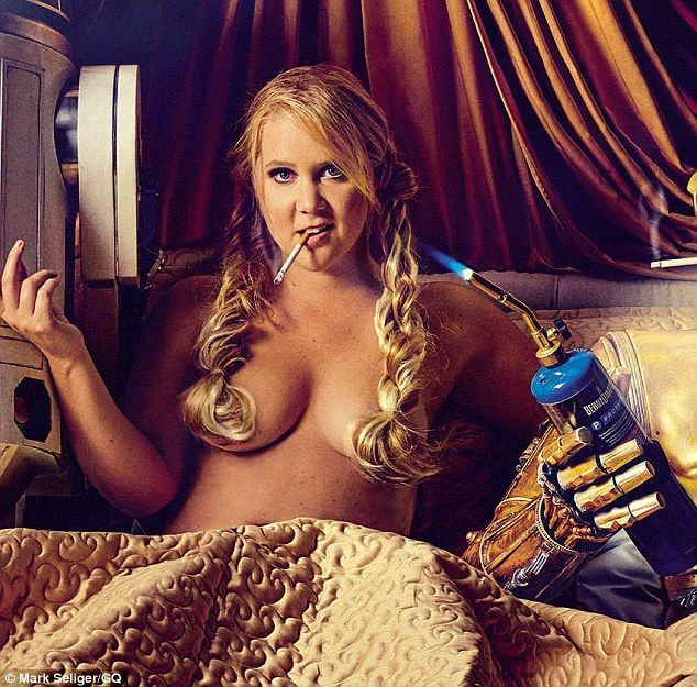 Amy schumer nude pics