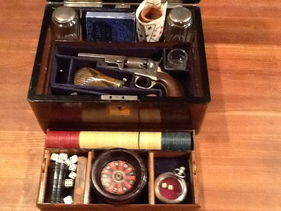 Antique gambling items for sale watch james bond casino royal online