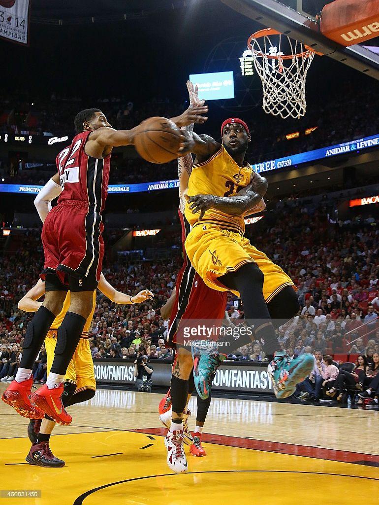 Cleveland Cavaliers v Miami Heat (con imágenes)