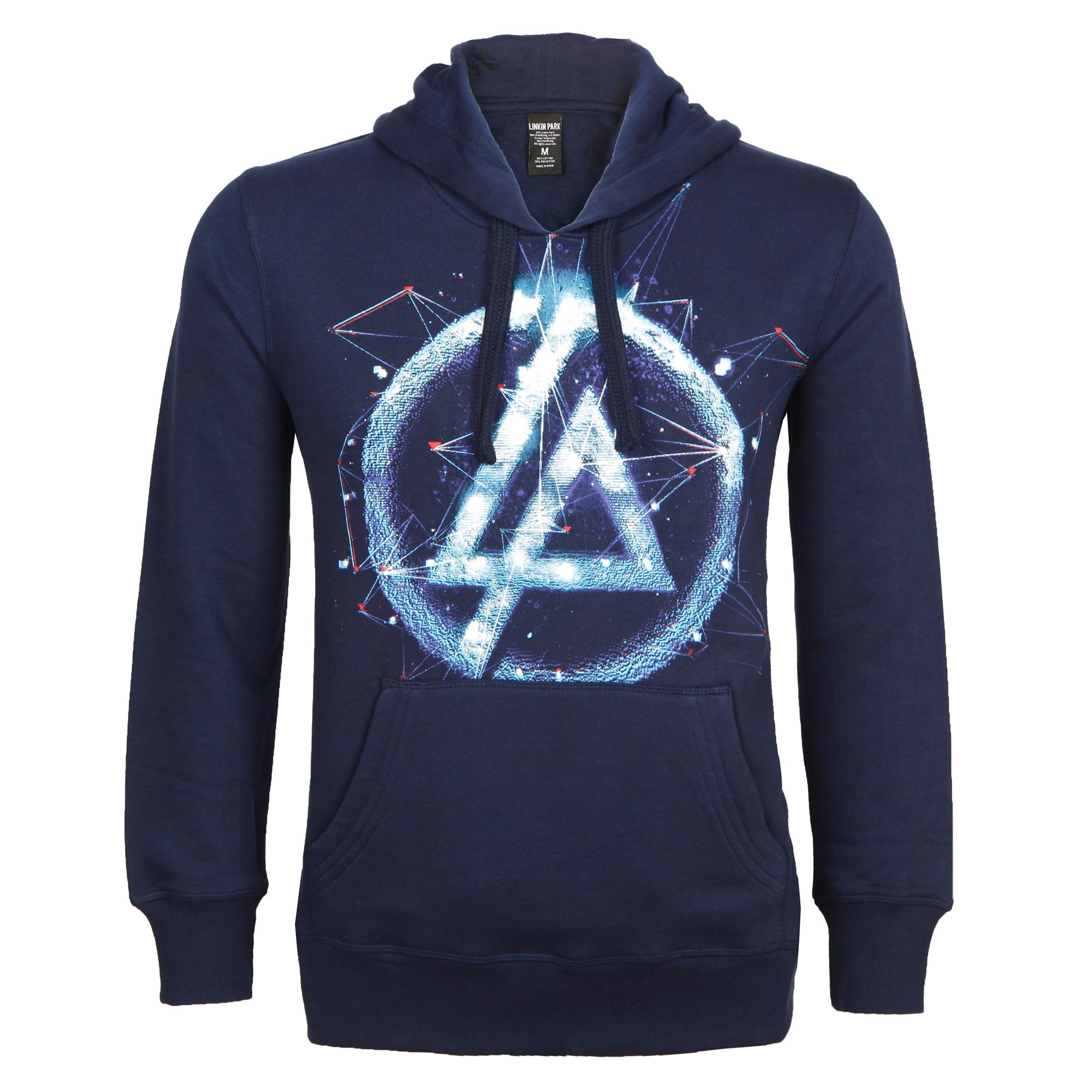 official linkin park constellation logo hoodie music. Black Bedroom Furniture Sets. Home Design Ideas