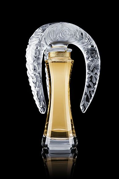 Lalique Perfume De Cristal Lalique 30 ml Extracto Limited Edition 2012 Sillage