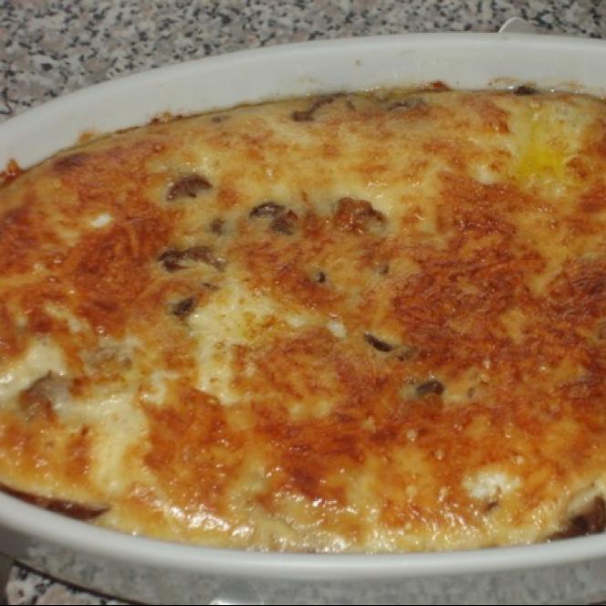 Eine raffinierte Beilage aus frische Champignons. Entweder als Hauptgang mit etwas Reis oder ein Stück Baguette vollkommen ausreichend für 4 Pers...