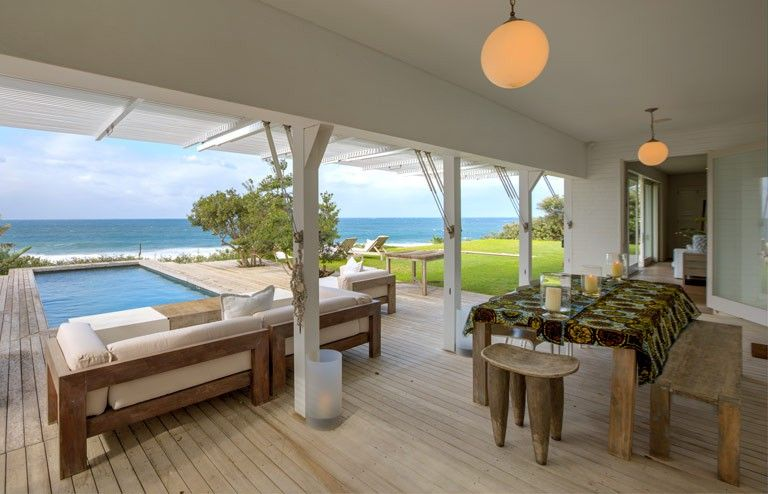The South Coasts Best Beach Houses