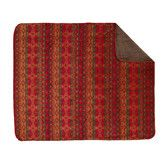 Found it at Wayfair - Denali Acrylic / Polyester Earth Spirit Double-Sided Throw