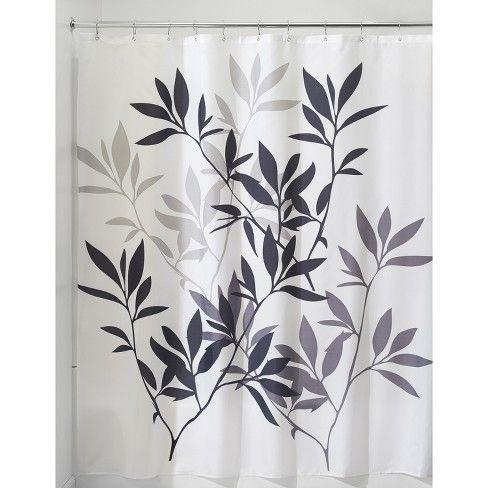 Target | Purple shower curtain