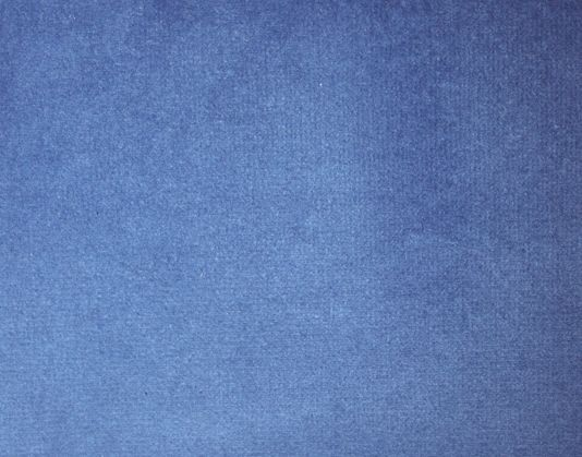 Safari Plain Velvet Royal Blue Cotton Suitable For Curtains And Upholstery