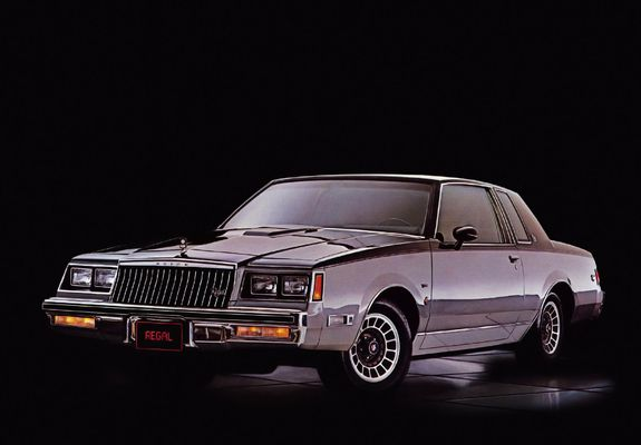 Pictures Of Buick Regal T Type Coupe 1983 Buick Regal American Classic Cars Buick