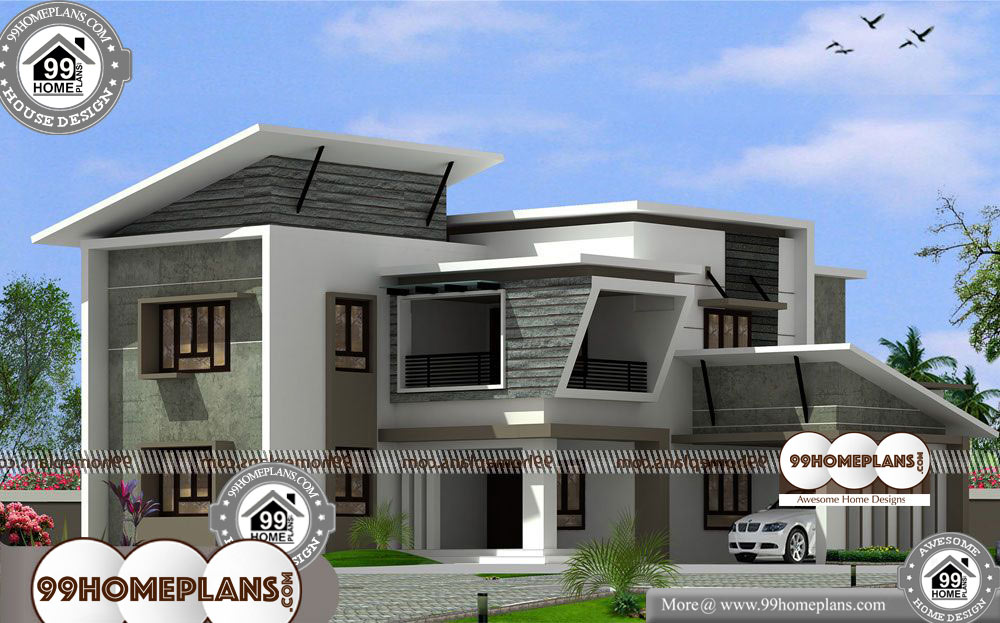 Indian Homes Designs 90 New House Designs And Prices Collections Indian Home Design 2 Storey House Design House Design
