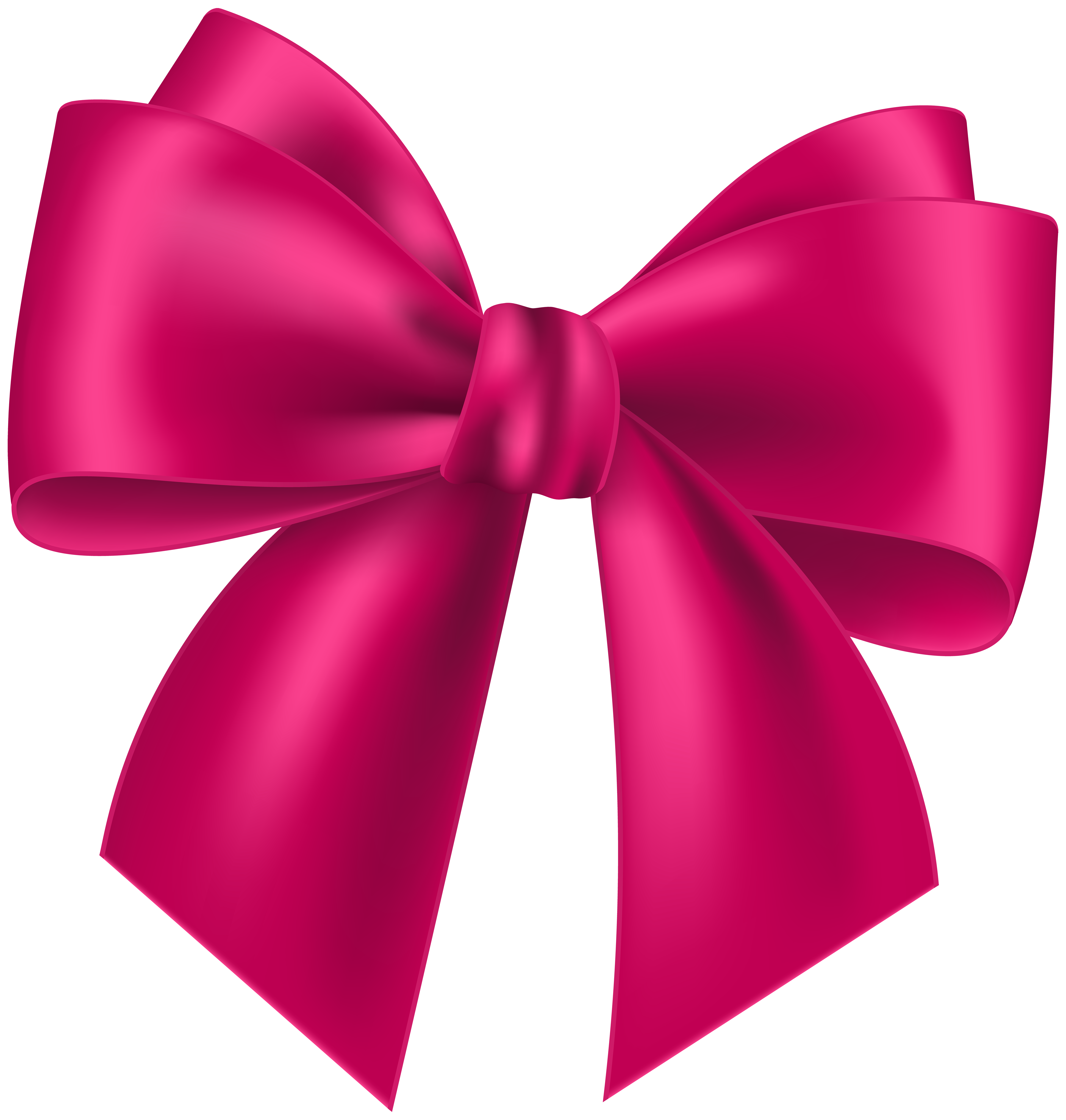 Pink Bow Transparent Clip Art Image Gallery Yopriceville High Quality Images And Transparent Png Free Clipart Bows Free Clip Art Bow Drawing