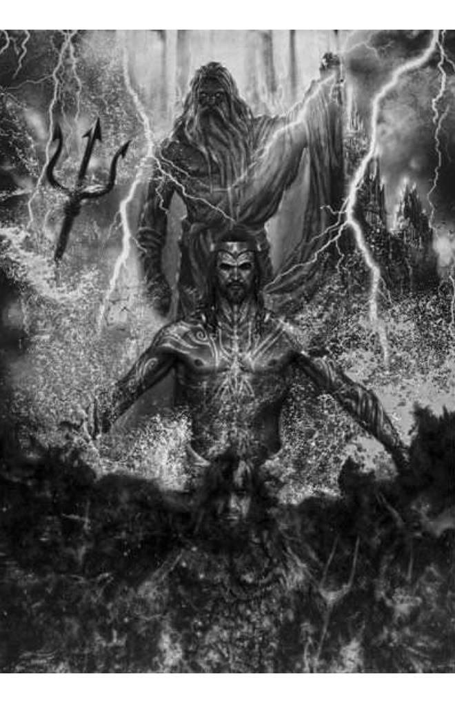 Pin by Jfish on Tattoo ideas (With images) | Zeus poseidon ...