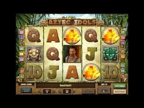 Play Poker Machines Free Games Aztec Idols Poker Machine Free Games Aztec