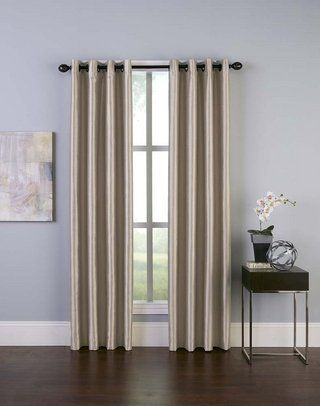curtains drapes blackout and bedroom inch long block inches curtain room length window out that