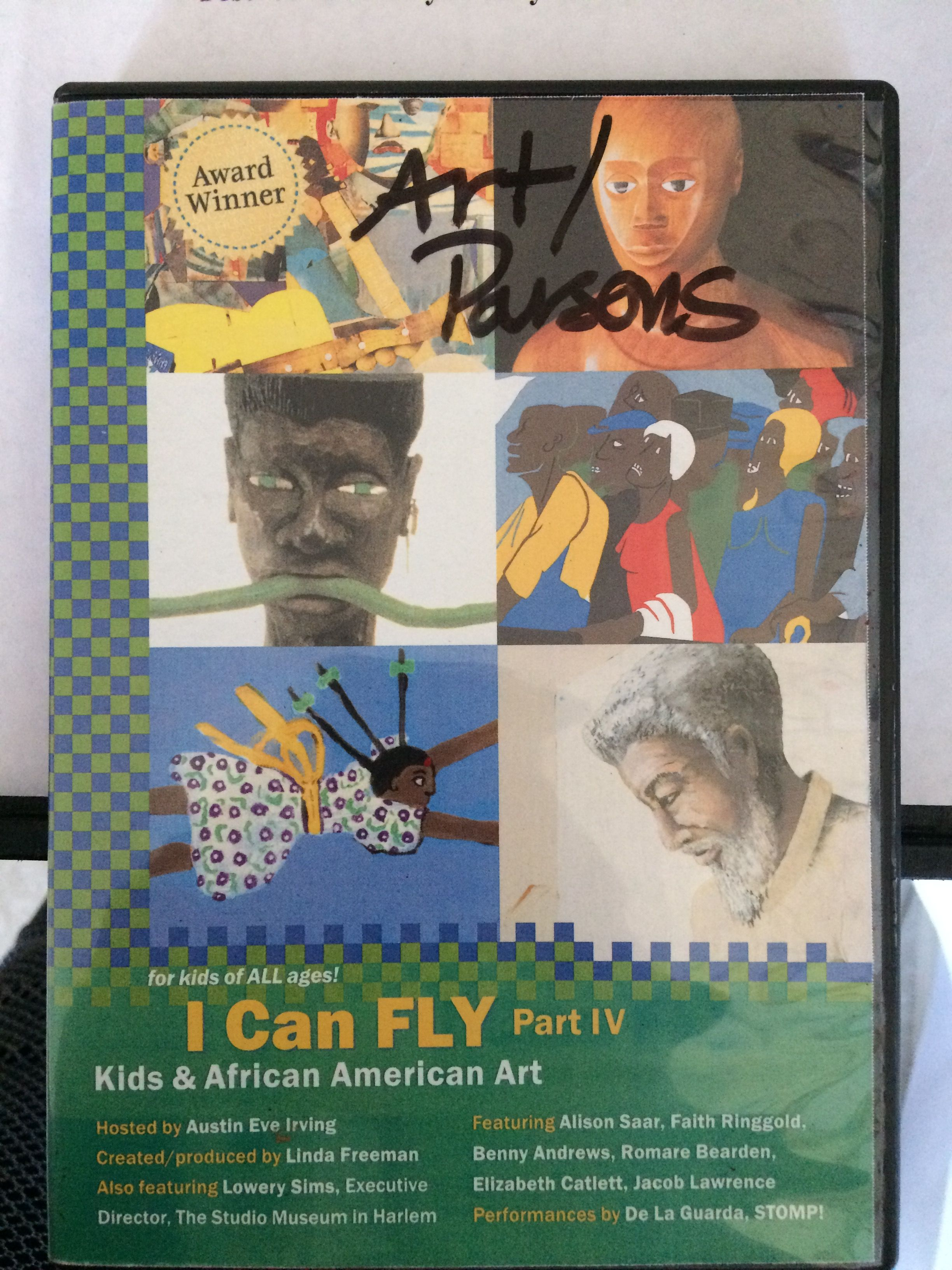Art and crafts: I can fly!