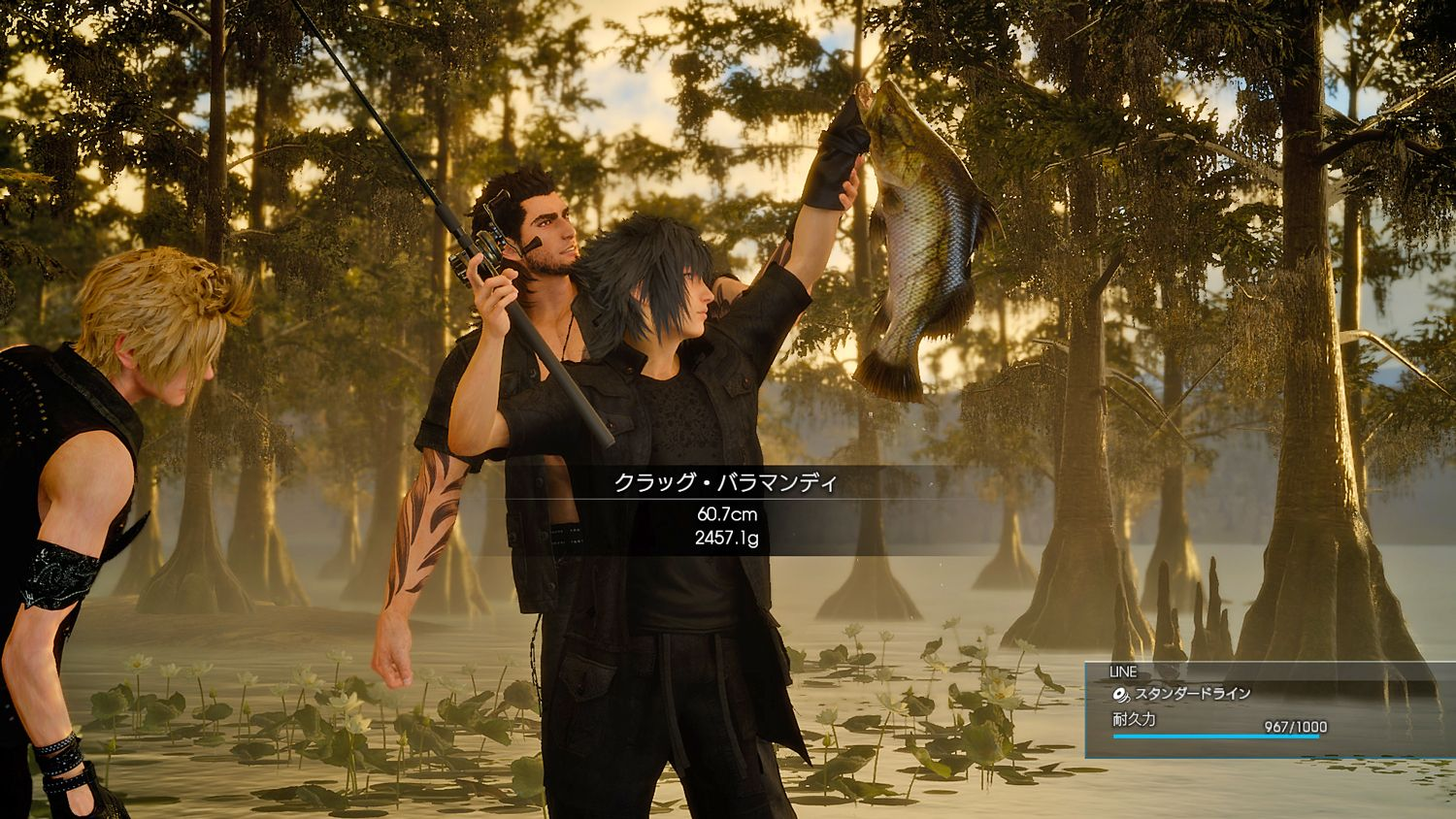 Did you know that 10 years after being announced #FinalFantasyXV will finally arrive? http://www.engadget.com/2016/03/30/final-fantasy-xv-release-date-anime-movie-pc/