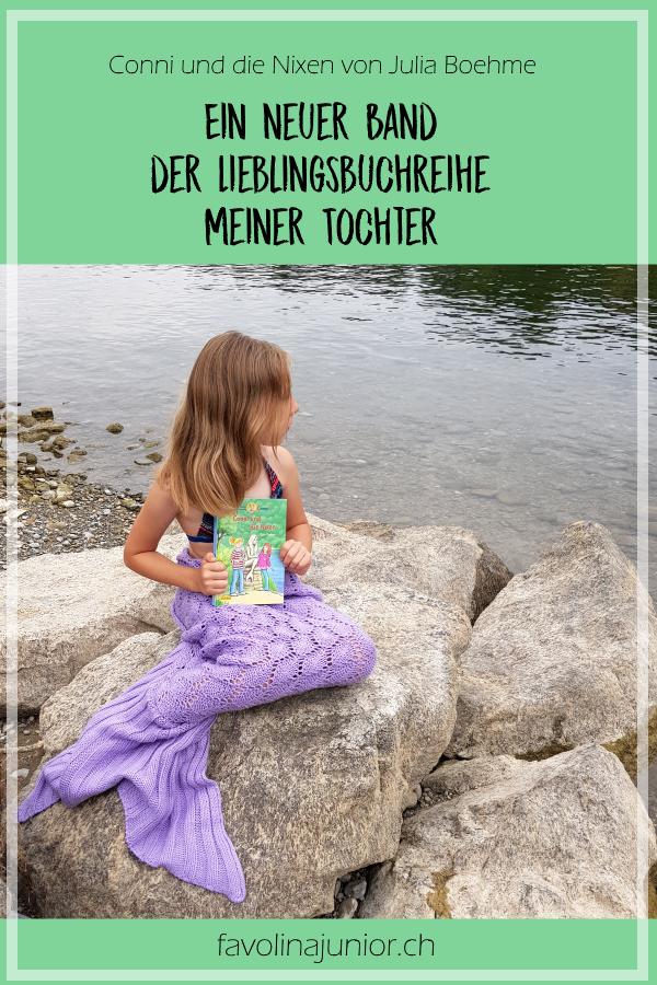 Conni Und Die Nixen Von Julia Boehme Rezension Kinderbuch Meinefreundinconni Connierzahlbande Kinderbucher Julia Boehme Bilderbuch