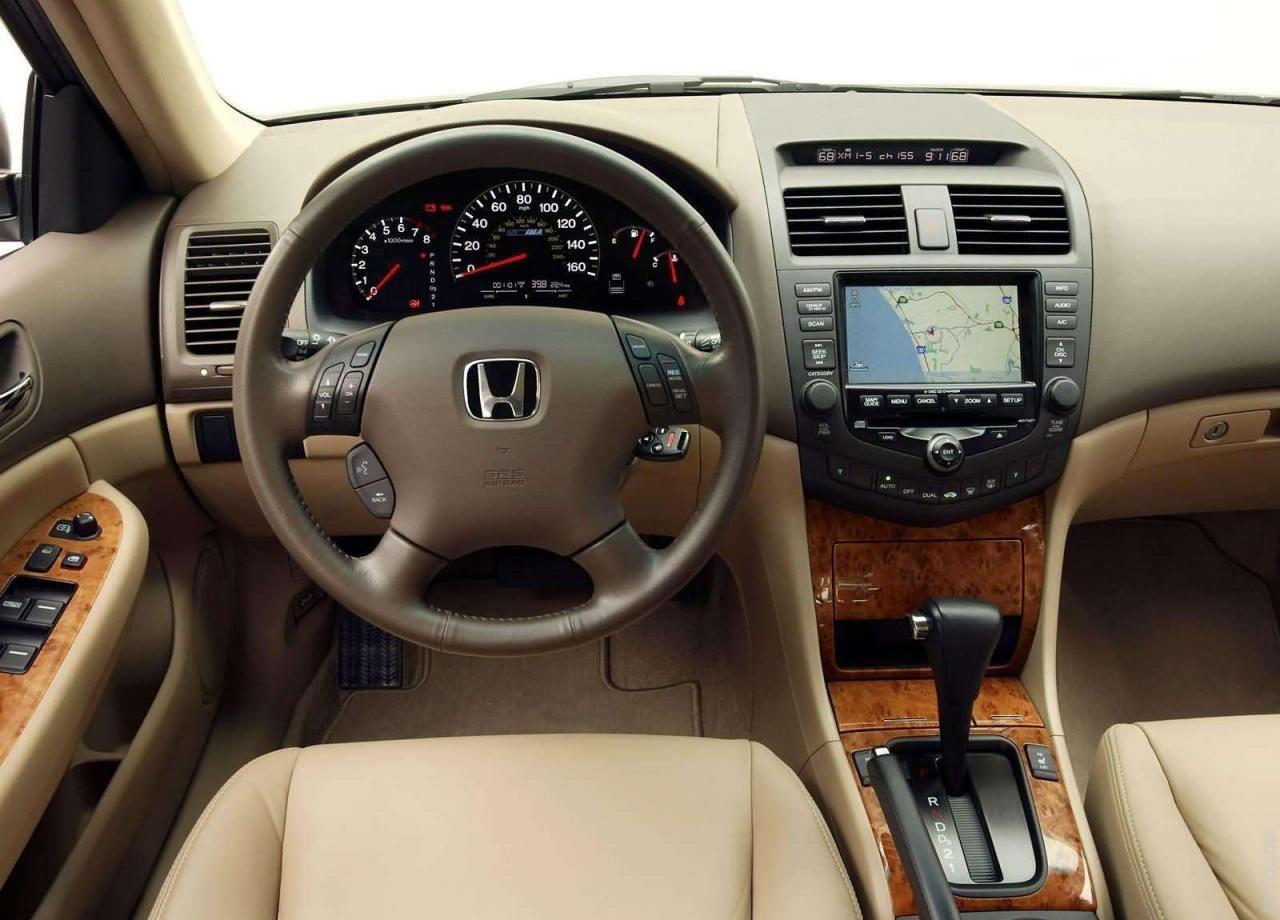 Nice 2005 Honda Accord Hybrid