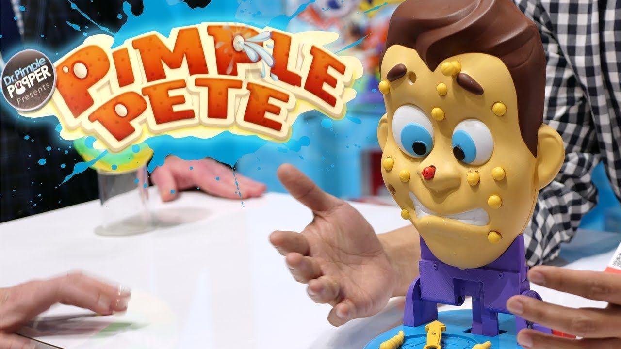 Dr Pimple Popper Pimple Pete Game Toys Games Toys Games