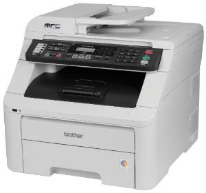 Brother Mfc9325cw Wireless Color Printer With Scanner Copier Fax Large Selection At Low