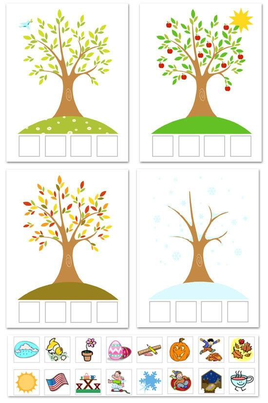 #seasons #activity #art #craft