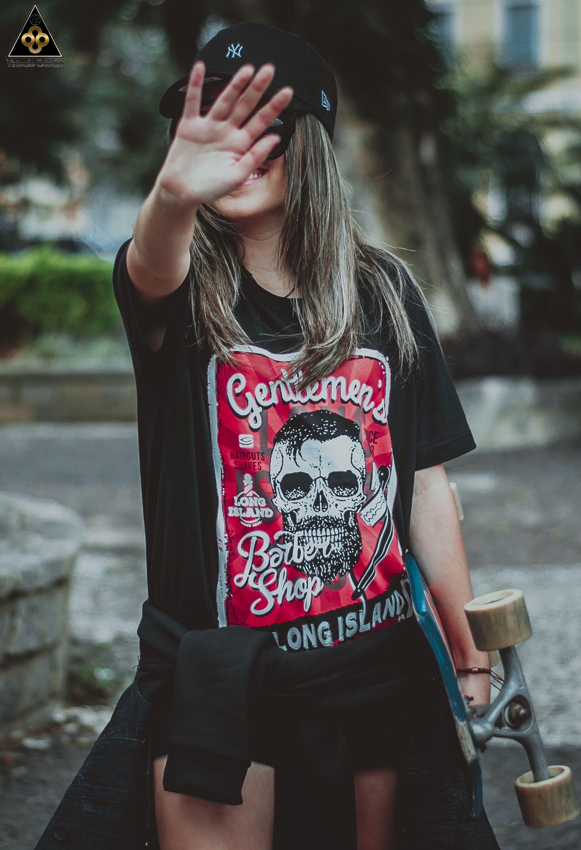 f99068fc866ee Tee Shirt · Centre · Grandes marcas, ofertas  IMPERDÍVEIS você encontra na  Kalahary! No Look ,Camiseta