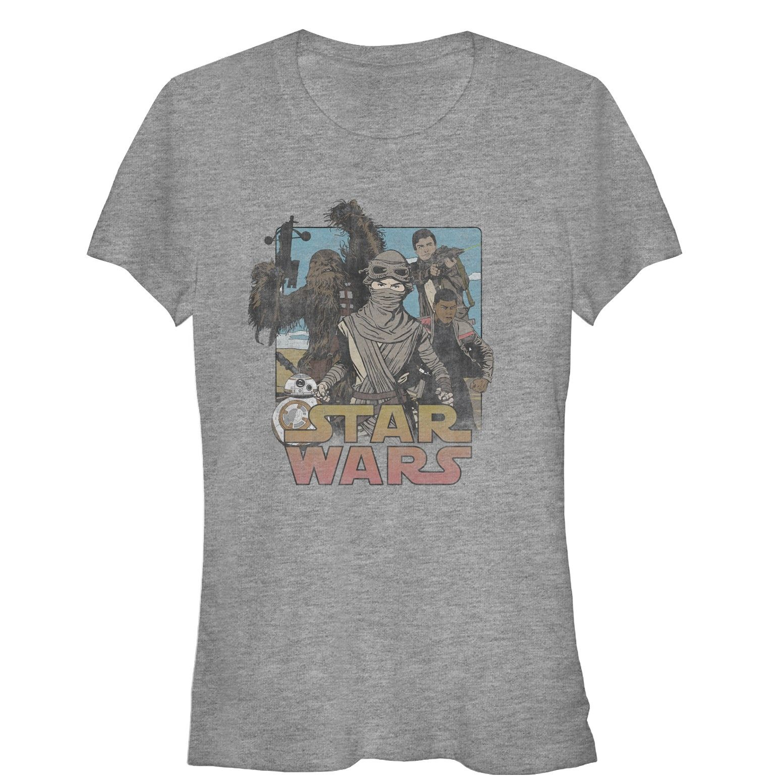 Star Wars Rebel Alliance T-Shirt Homme