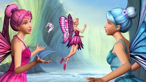 Rayna Rayla Zinzie And Mariposa Filmes Da Barbie Barbie