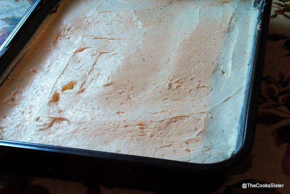 No Bake CherryCheesecake - Filling