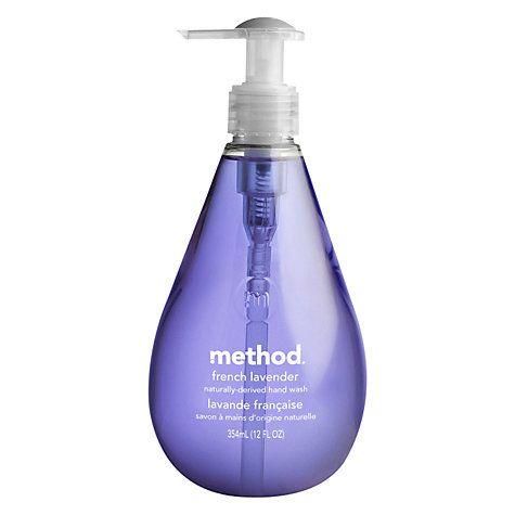 Method French Lavender Liquid Hand Soap 354ml Liquid Hand Soap