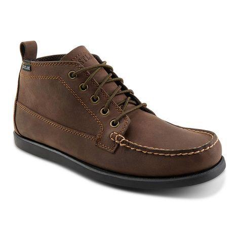 eastland seneca camp men's moccasin chukka boots  dress